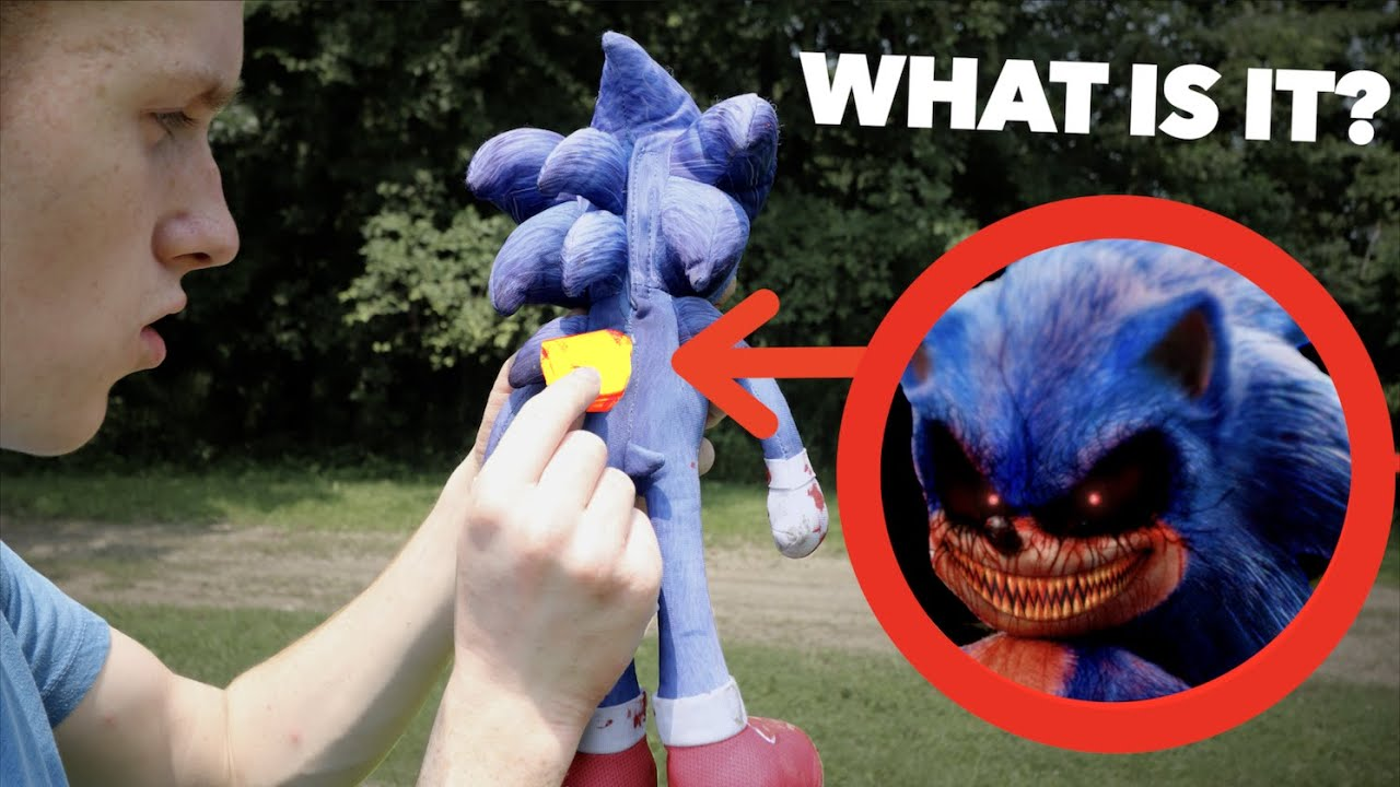 I FOUND SOMETHING INSIDE SONIC.EXE! *What is it?*