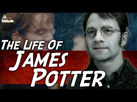 The Life Of James Potter - YouTube