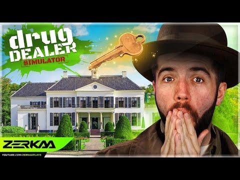 WE BOUGHT A NEW HOME! (Drug Dealer Simulator #12)