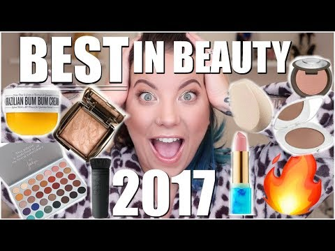 THE BEST IN BEAUTY 2017 I BRITECLARKE