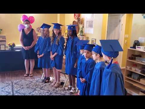 Palm Valley Montessori Graduation 2020