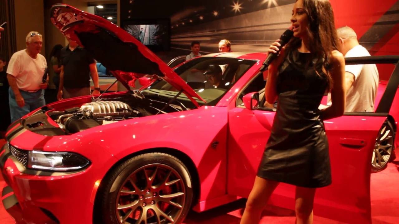 2016 Autoshow In Miami Beach The 2017 Dodge Charger