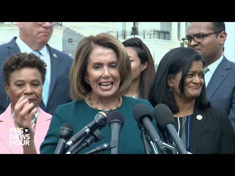 WATCH: Pelosi, Democratic leaders discuss DREAM Act
