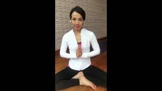 Yoga for Healthy Eyes 👀