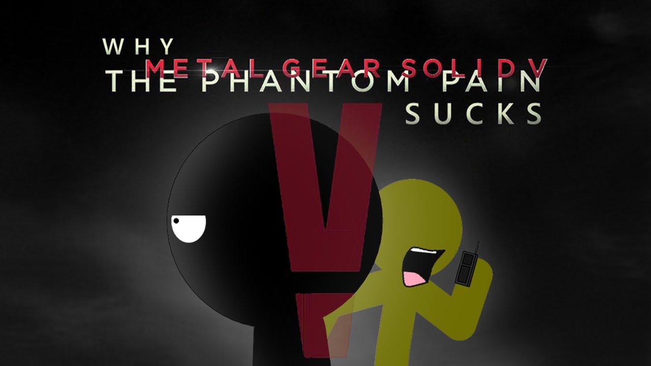 Pivot: Why Metal Gear Solid V The Phantom Pain Sucks - YouTube