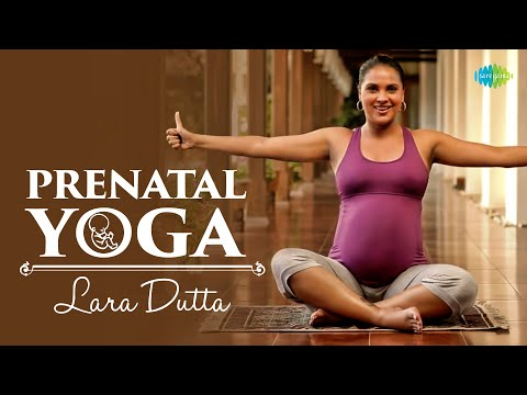 Prenatal Yoga with Lara Dutta - Labour Oriented endurance exercises:Keep--ups thumbnail