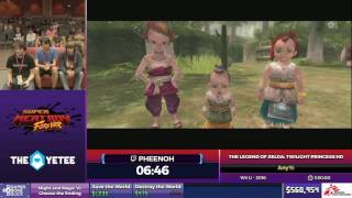 Twilight Princess HD by Pheenoh in 3:46:32 - SGDQ2017 - Part 77
