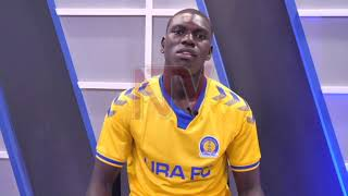 URA FC hand academy graduate Baligeya three-year deal