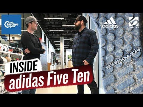 Inside adidas Five Ten | CRC |