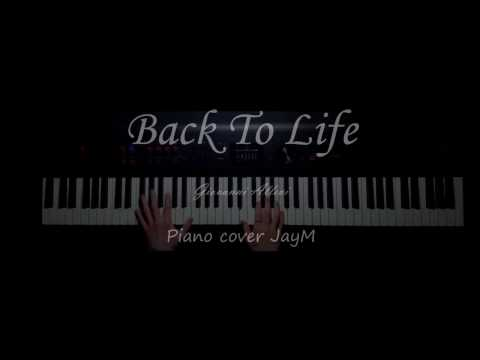 Back To Life - Giovanni Allevi Piano cover JayM