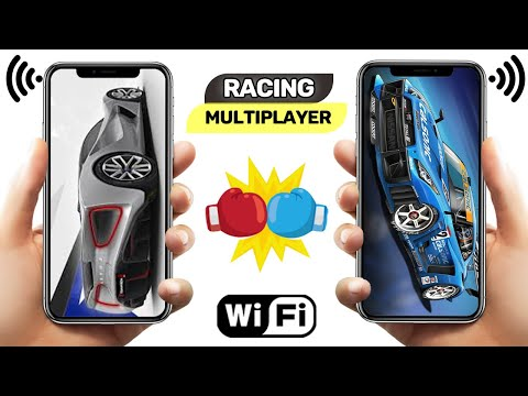Top 10 Multiplayer Racing Games For Android/iOS 2020 || Top 10 Multiplayer Racing Games For Android