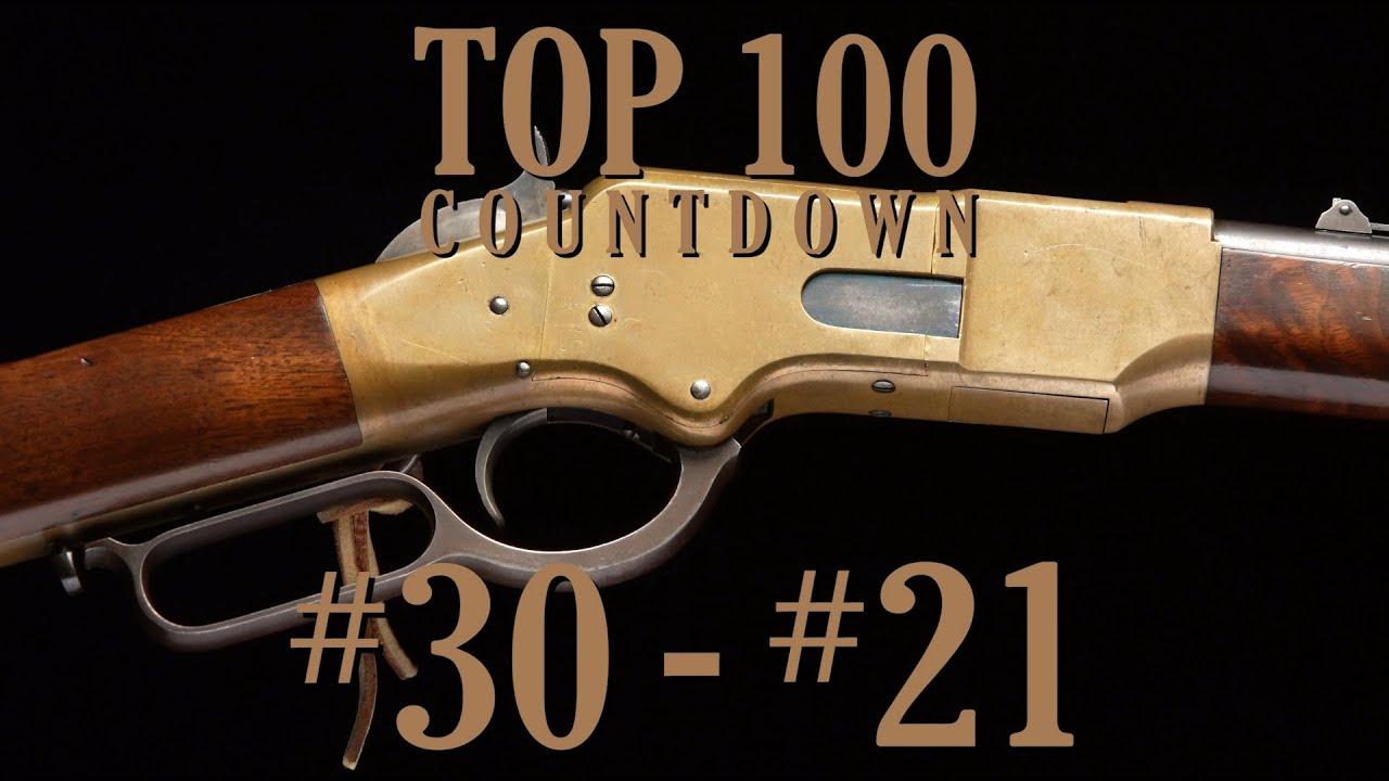 Top 100 Guns of the June Premier: 30-21