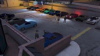 Grand Theft Auto V Online (360)   Street Car Meet Pt.16   New Car, Road Trip, Drag Racing & More
