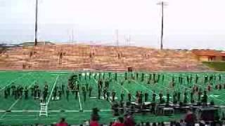 Austin HS Band and Angels Dance Team - Ft. Bend Band County Night Oct 2009 Thumbnail