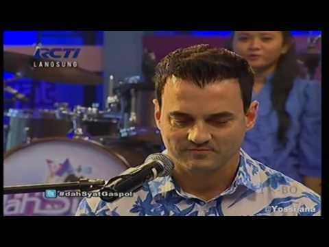 Tommy Page -  Shoulder To Cry On At Dahsyat RCTI 15 November 2013