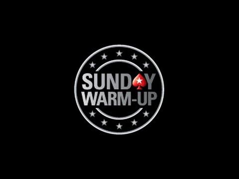 "$215 Sunday Warm-Up 4 February 2018 With Simon ""C Darwin2"" Mattsson - PokerStars"