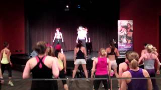 FIERCE4 Master Class w Janis Saffell - EMPOWER! Fusion Chicago