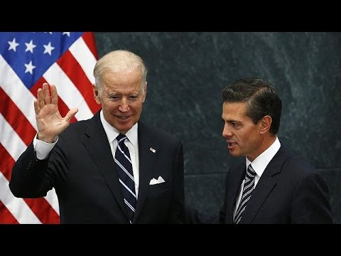 "US VP slams campaign rhetoric about Mexico as ""damaging"" and ""incrediby inaccurate"""