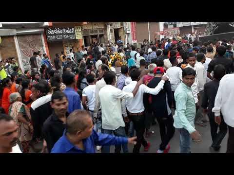 Mere Sai Sarkar ( spl Sai Baba Palkhi ) Mandarwaja 22 April 2018 Dj Hari Surat