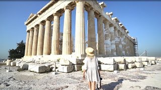 Athens in all its Glory | Best Eurotrip destinations