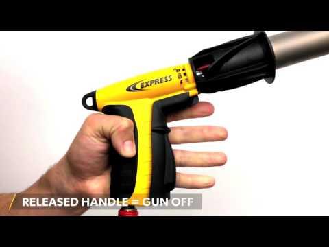 Teaser Hornet  Heat Shrink Gun By EXPRESS Shrink Wrapping GB