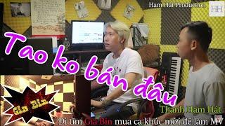 Thánh Ham Hát tìm Gia Bin mua bài hát Kết Thúc Một Trò Chơi để làm MV khủng