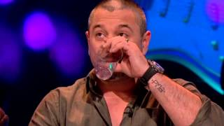 Huey Morgan Looses It On NMTB