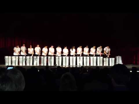 2016 Smithtown High School East 40th Gala, Percussion Ensemble