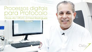 T.P.D./C.D. Fred Rodrigues - Processos Digitais Para Protocolo