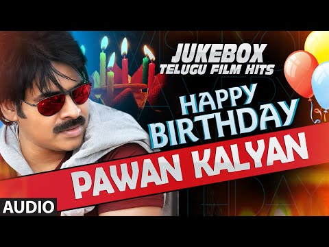 Power Star Pawan Kalyan Jukebox || Pawan Kalyan Birthday Special || T-Series Telugu