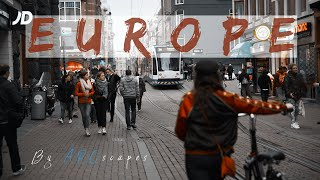 Europe - 4 countries in 25 days | Cinematic Travel