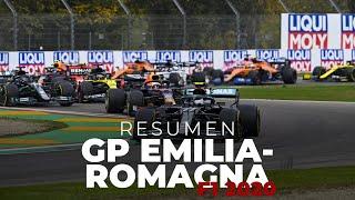 Resumen del GP de la Emilia-Romaña - F1 2020