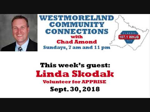 Westmoreland Community Connections (9-30-18)