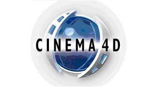 Уроки Cinema 4D R15 - создание объемного текста
