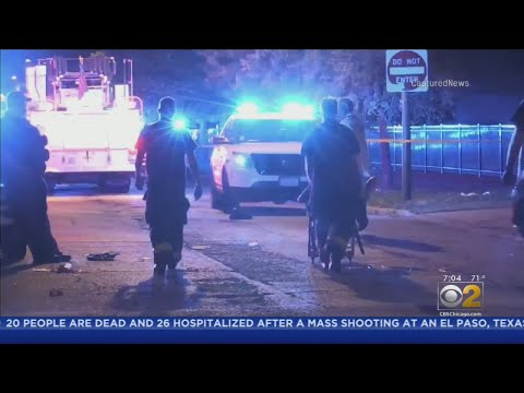 At Least 11 People Wounded In 2 Overnight Shootings In Chicago