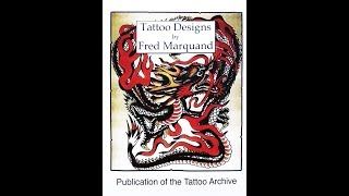 Tattoo Designs By Fred Marquand