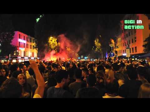 deutschland-ist-weltmeister:-party,-feuerwerk-corso-@-leopoldstrasse-in-münchen