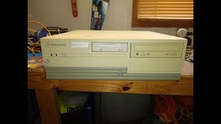 Packard Bell Force 102CD Unboxing & Test