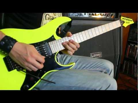 Always with me, Always with you, Joe Satriani cover - Ignacio Torres (NDL)