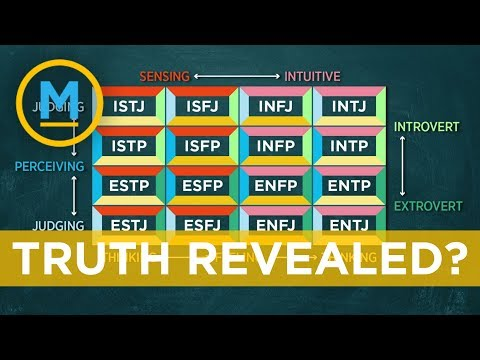 New book reveals the truth behind the famous Myers-Briggs personality test | Your Morning