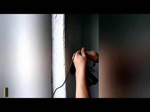 Come installare la videocamera esterna