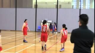 2016 2  29 小學女子 漢華 vs 港島啟基  6