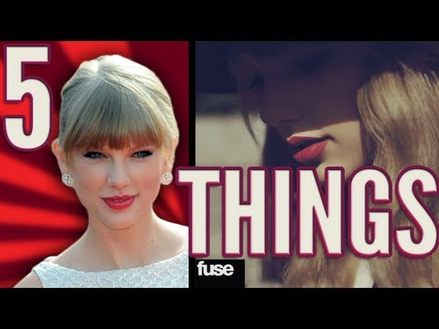 Taylor Swift's Red Album - 5 Things to Know