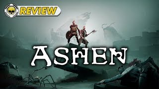 Ashen: REVIEW (Broodingly Beautiful And Eerily Expansive) (Video Game Video Review)