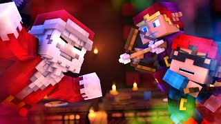 "♫""Santa Claus is Running This Town""♫ A Minecraft Parody (Animated Music Video)"