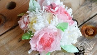 Sugar Geeks Show Episode 1 - How To Make Wafer Paper Flowers