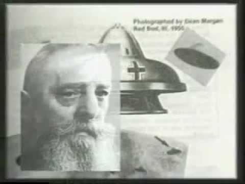 Viktor Schauberger Levitation Electrogravitational
