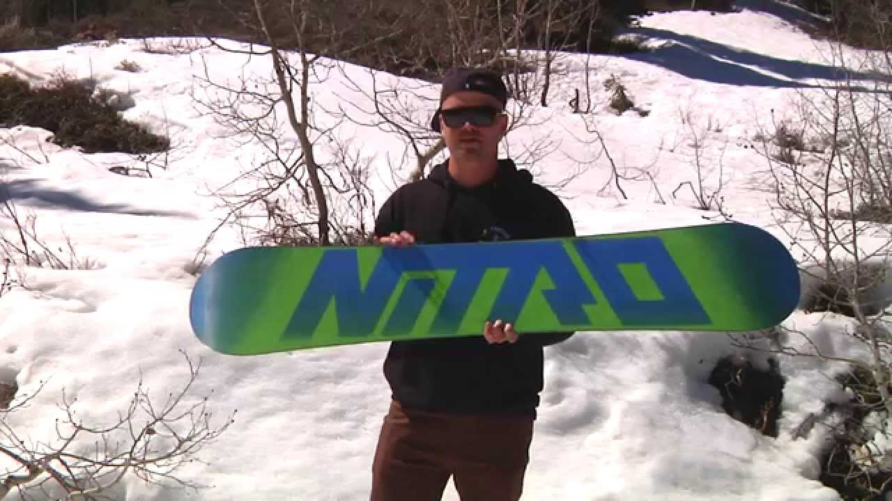 207b5505280 2016 Nitro Stance Snowboard Review - YouTube