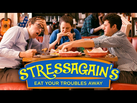 Stressagains: The Restaurant for StressEating