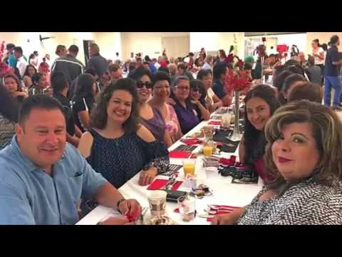 DJUHSD Welcome Back Staff Breakfast 2016